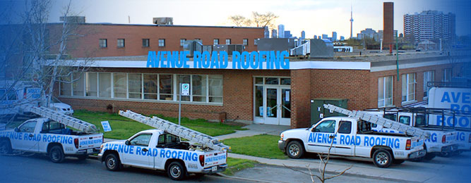 Avenue Road Roofing