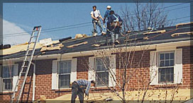 roof repair and inspection