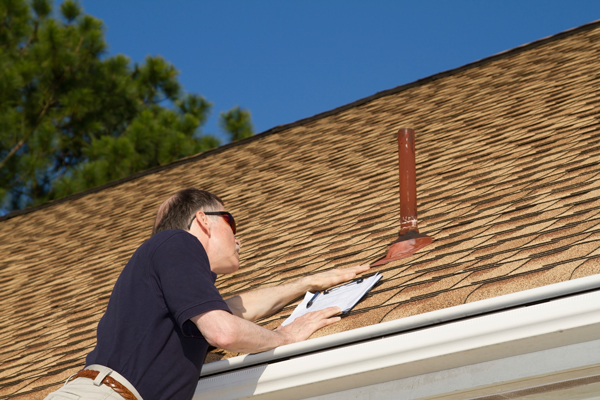 Eavestrough inspection on a semi-annual basis is ideal