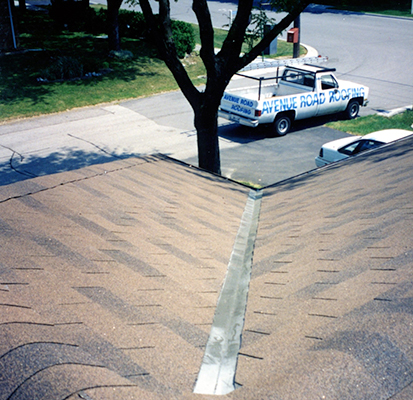 Roof Inspection Before Winter by a Roofing Expert