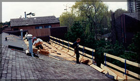 Roof Repair in Etobicoke