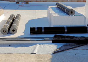 Commercial Flat Roofing Materials