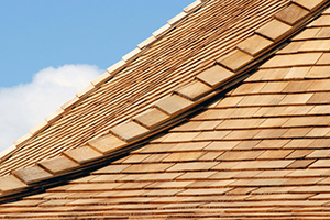 Cedar Shingle Installation