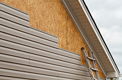 House Siding Installation