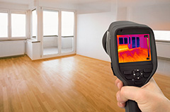 Thermal Detection in Home