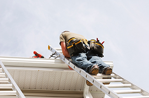 Eavestrough Repair or Replacement